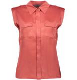 Geisha Top red (soft)