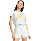 Levi's The perfect tee original baby blue