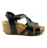 CASARINI 20011 sandaal zwart
