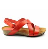 CASARINI 20028. sandaal rood