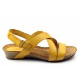 CASARINI 20028. sandaal geel