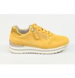 Gabor Damesschoenen sneakers geel