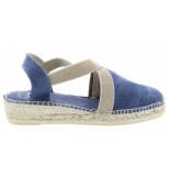 Toni Pons Damesschoenen sandalen blauw