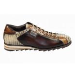 Harris Herenschoenen sneakers bruin
