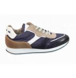 Mjus Herenschoenen sneakers blauw