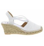 Toni Pons Damesschoenen sandalen wit
