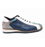 Harris Herenschoenen sneakers blauw