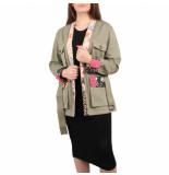 Pinko Geppetto field jacket