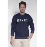 Donkervoort Sweater blauw