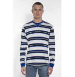 Scotch & Soda T-shirt met lange mouwen wit
