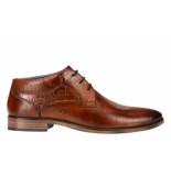 Bugatti Geklede schoenen cognac