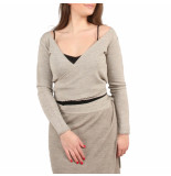 Moost Wanted moost wanted Gina wrap top