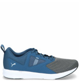 Puma Ngry asteroid sneaker blauw