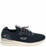 Mustang Sneaker blauw