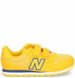 New Balance Klittenbandschoen geel