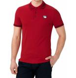 Antony Morato Polo rib collar bottom sleeves 5055