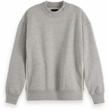 Scotch & Soda Club nomade constructed sweat