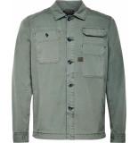 G-Star Multipocket straight shirt l\s groen