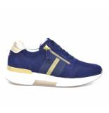 Gabor Sneakers blauw