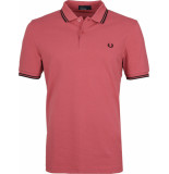 Fred Perry Twin tipped polo mauvewood