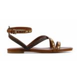 Michael Kors Tasha sandal logo