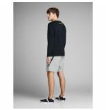 Jack & Jones Korte broek 12151564 short light grey melange -