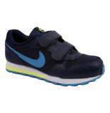 Nike Sneaker 807317 d.blauw