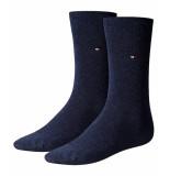 Tommy Hilfiger Sokken 2-pack licht blauw