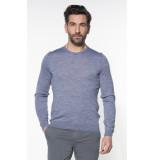 Hugo Boss Boss sweater blauw