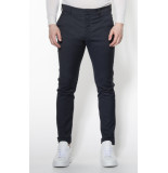 Replay Smart business chino trousers blauw