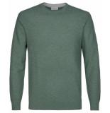 Profuomo Sweater groen