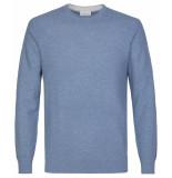 Profuomo Sweater blauw