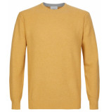 Profuomo Sweater geel