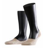 Falke Step sokken beige