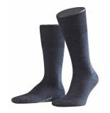 Falke Airport sokken blauw
