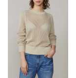 Summum 7s5476-7746 sweater high twisted cotton knit