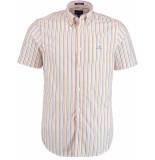 Gant Bc 3 col stripe reg ss bd