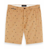 Scotch & Soda Short 155083 wit