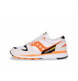 Saucony Azura white/orange/black wit