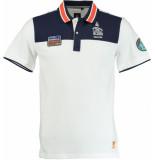 Gaastra Polo shirt kiran 1357100181/w001 wit