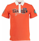 Gaastra Polo shirt kento 1357105181/o023 oranje
