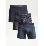 Chasin' 9u00400034 thrice night boxershorts e60 - blauw