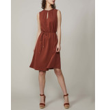 Summum 5s1178-30162ruffle dress washed modal pique