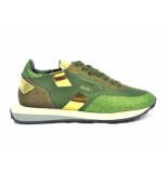GHOUD Sneakers groen