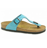 Birkenstock Slippers blauw