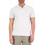 Airforce Polo outline star white/true black