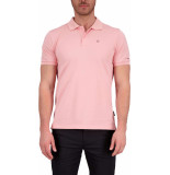 Airforce Polo outline star bridal roze