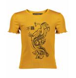 Frankie & Liberty T-shirt fl20313 bruin