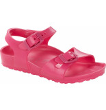 Birkenstock Rio eva beetroot purple roze