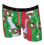 Funderwear Boxershort - italy groen